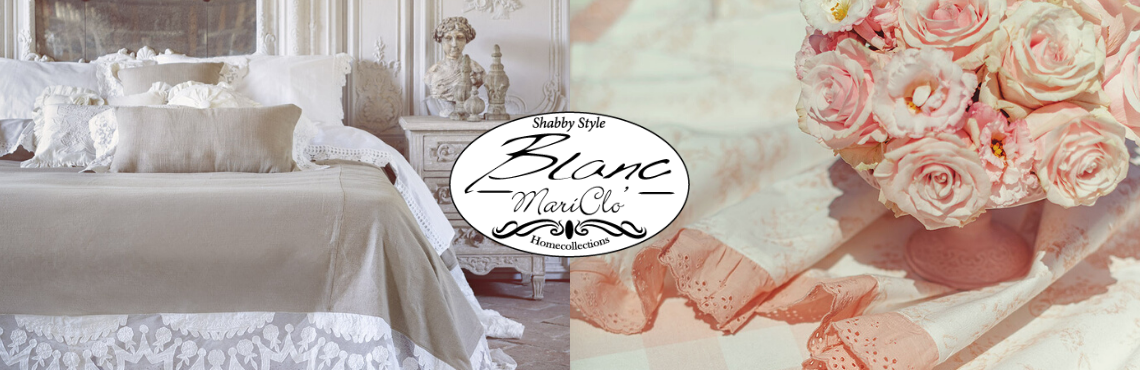 Blanc mariclo biancheria home decor